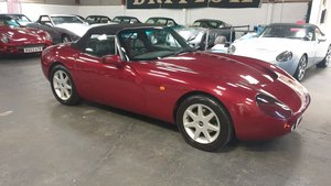 Picture of 1996 TVR Griffith 5L Ruby Mica Red Only 28k Miles 2 Owners