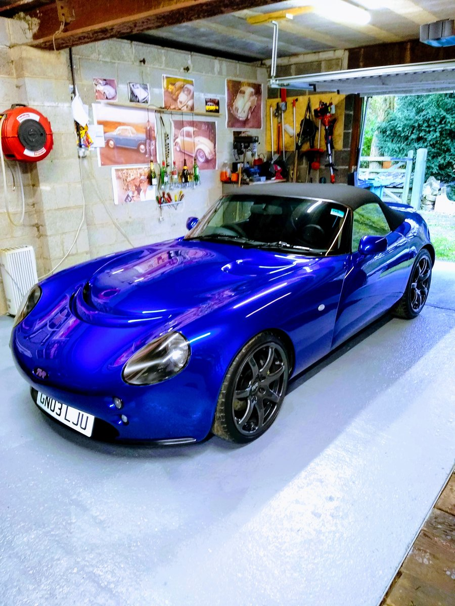 TVR Tamora 3.6, 2003, 18500 miles For Sale (picture 1 of 1)