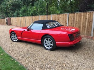 Picture of 1997 TVR Chimaera 500 - Ferrari Rosso red - Low mileage For Sale