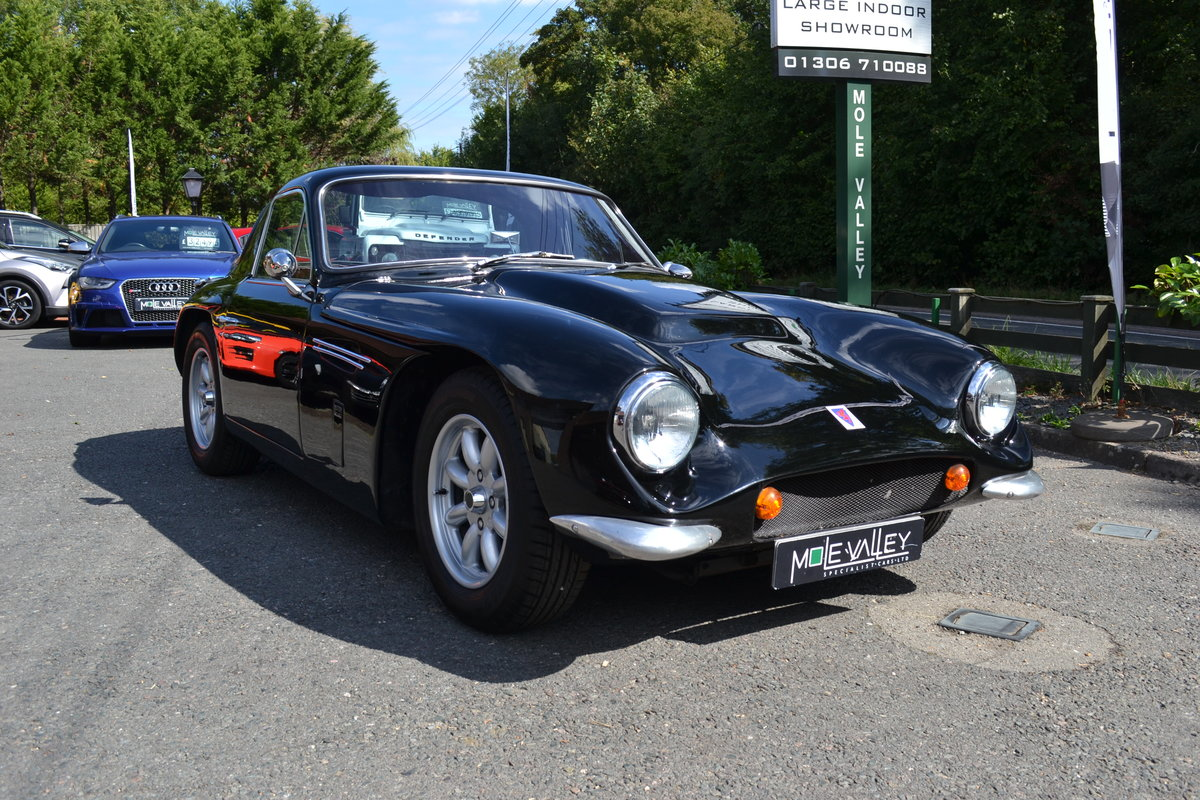 1966 TVR Griffith 400 For Sale (picture 1 of 6)