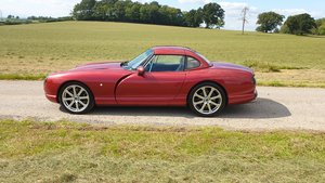 1994 Supercharged 4.3 TVR Chimaera £34,000 spent! What a Car! For Sale