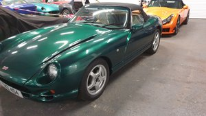 1997 Sold -TVR Project Opportunity! Rare 4.5 Chimeara. SOLD