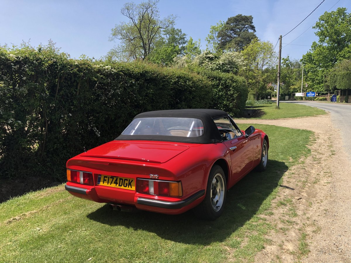 1988 Tvr SOLD (picture 2 of 6)