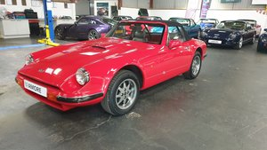 1992 Great History! TVR S 2.9 Monza Red 72,000 Miles.