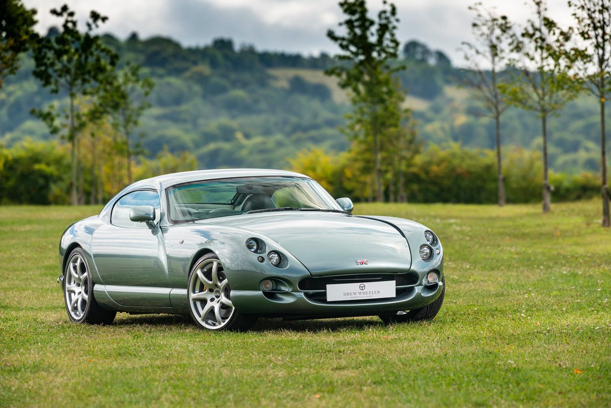2004 One of the very last and best TVR Cerberas made. SOLD (picture 1 of 6)