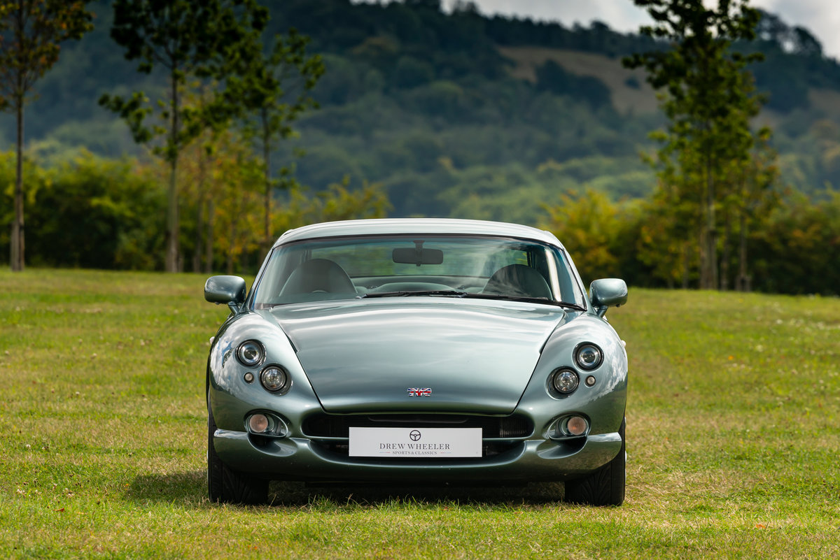 2004 One of the very last and best TVR Cerberas made. SOLD (picture 2 of 6)