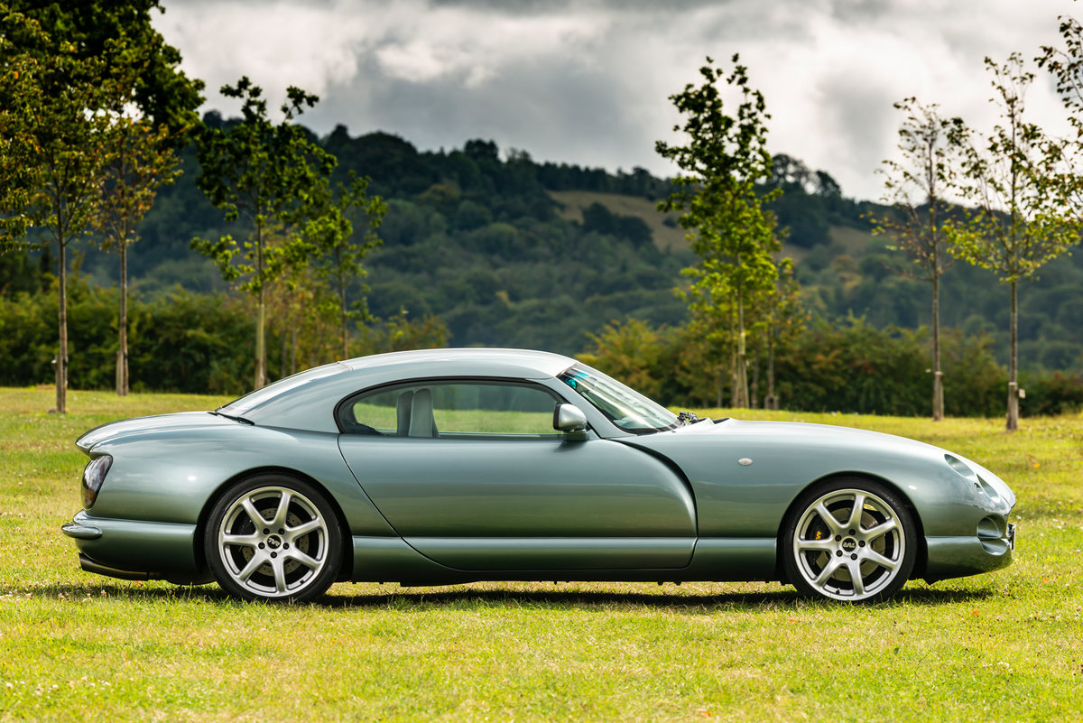 2004 One of the very last and best TVR Cerberas made. SOLD (picture 3 of 6)