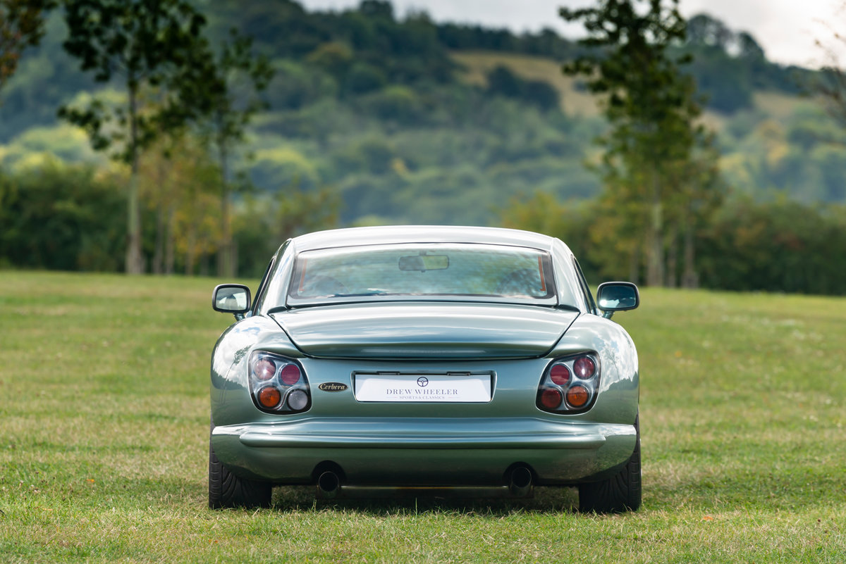 2004 One of the very last and best TVR Cerberas made. SOLD (picture 4 of 6)