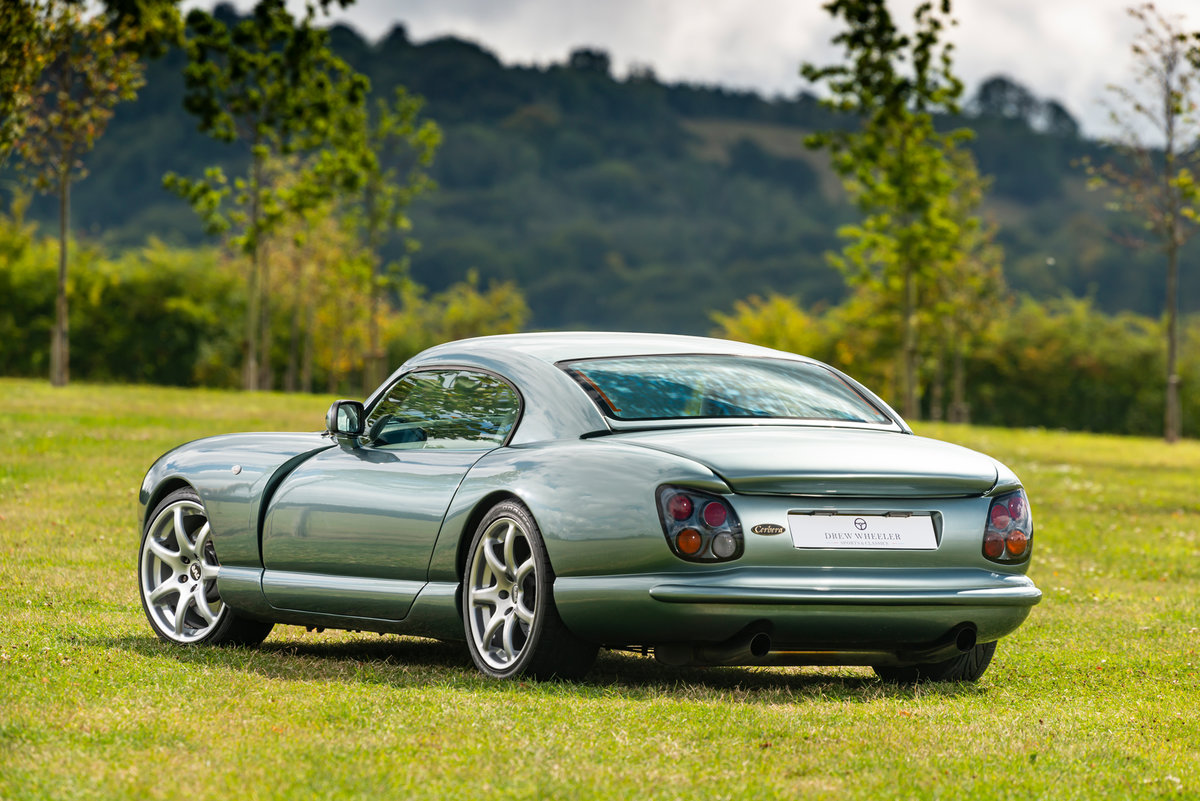 2004 One of the very last and best TVR Cerberas made. SOLD (picture 5 of 6)