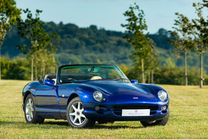 Fantastic Late TVR Chimaera in Great Condition