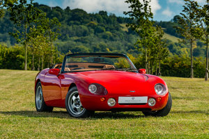 Picture of 1992 Fantastic Original 4.3 Pre-cat TVR Griffith SOLD