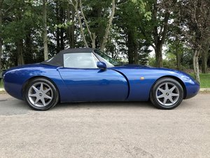 1994 TVR Griffith 500