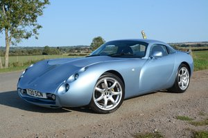 2002 TVR Tuscan 4.0l Speed Six