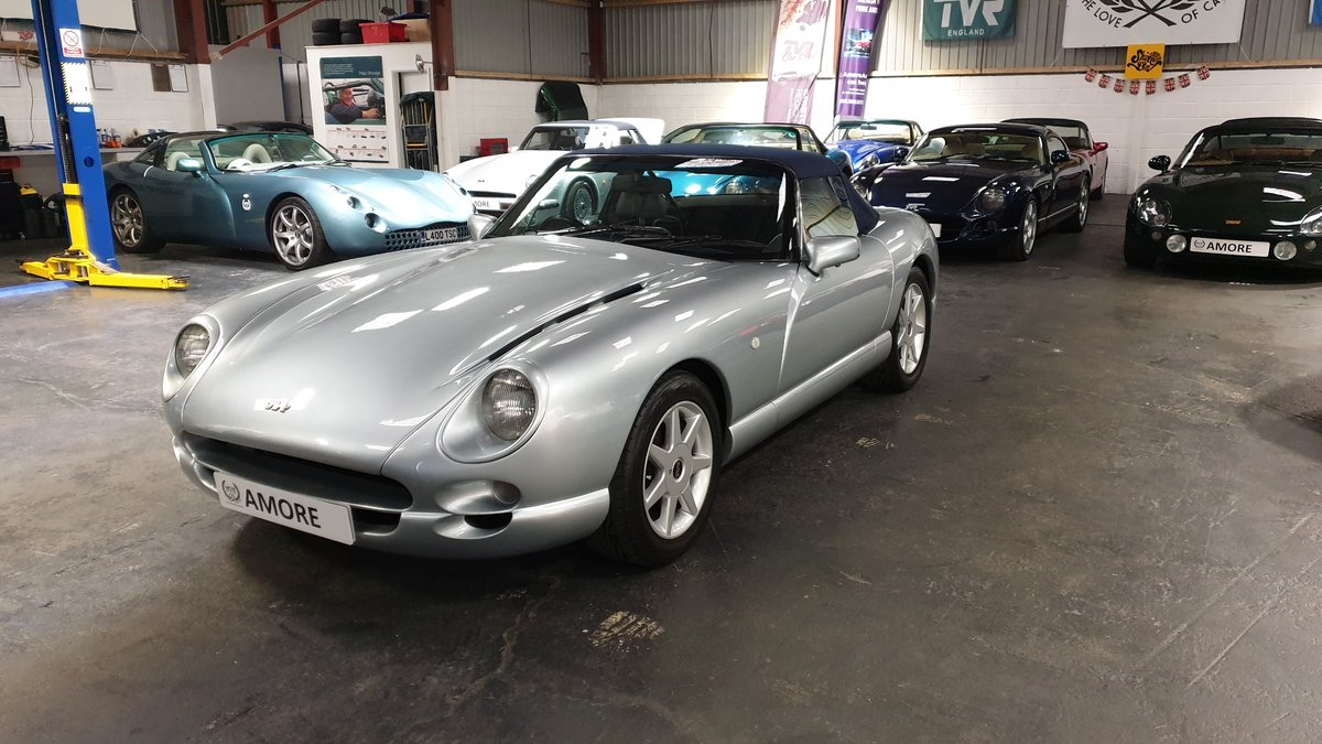 1998 TVR Chimaera 500 Recent Cam & Clutch! For Sale (picture 3 of 6)