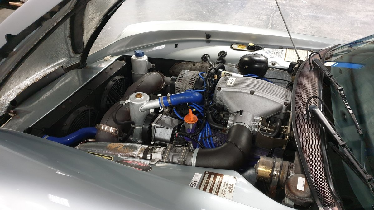 1998 TVR Chimaera 500 Recent Cam & Clutch! For Sale (picture 5 of 6)