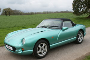 1995 TVR Chimaera 4.0 Ocean Haze Fresh Service & MOT For Sale