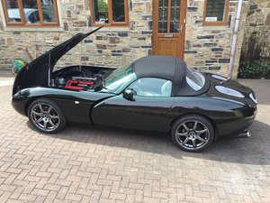 2005 TVR tuscan mk3 convertible