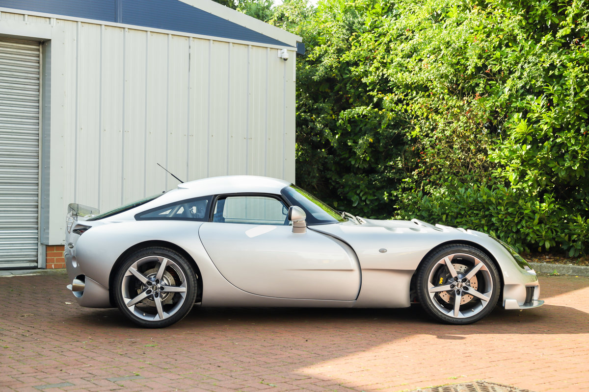 TVR Sagaris - 2006 Motor Show Car - Evolution to Sagaris 2 For Sale (picture 2 of 10)