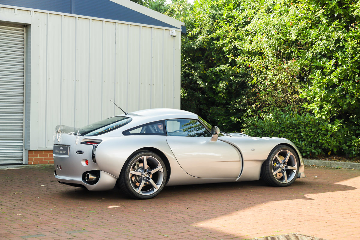 TVR Sagaris - 2006 Motor Show Car - Evolution to Sagaris 2 For Sale (picture 3 of 10)
