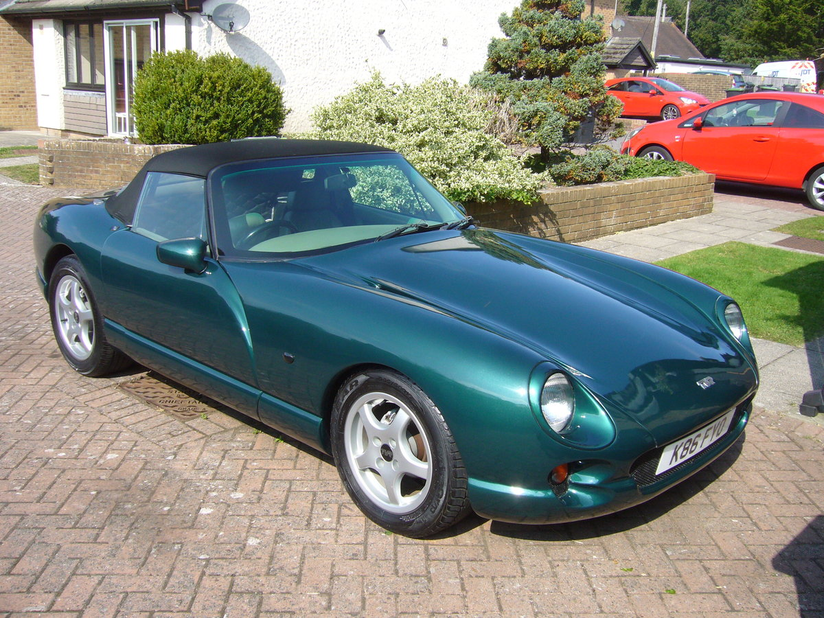 Early TVR Chimaera