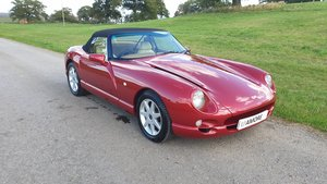 1998 TVR Chimaera 500 MK2 Firenze Red 2 Owners! New Paint + Rig For Sale