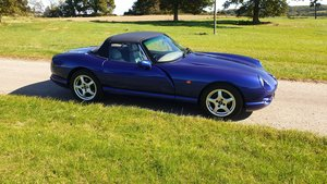 TVR Chimaera 4.0 Imperial Blue 1998 For Sale