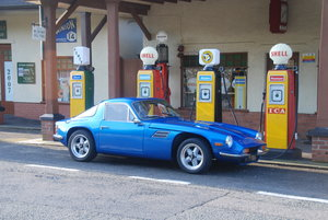 "Picture of 1972 TVR ""M"" Series 3900cc V8"