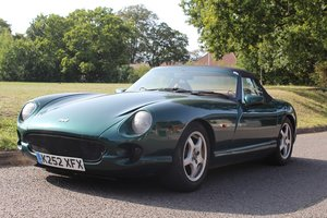 TVR Chimaera 1993 - To be auctioned 30-10-20