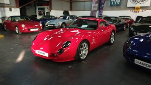 "Picture of MK2 ""S"" Tuscan 2005 Warranted Powers Engine – Show winner."