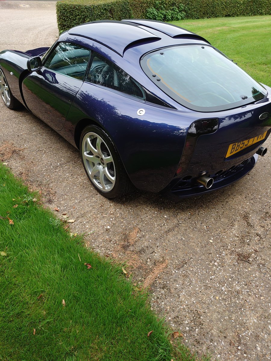 2003 TVR T350 targa For Sale (picture 3 of 6)