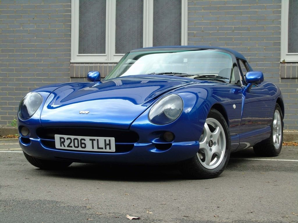 1997 TVR Chimaera 4.0 TVR OWNERS CLUB SAYS CONCOURSE For Sale (picture 2 of 10)