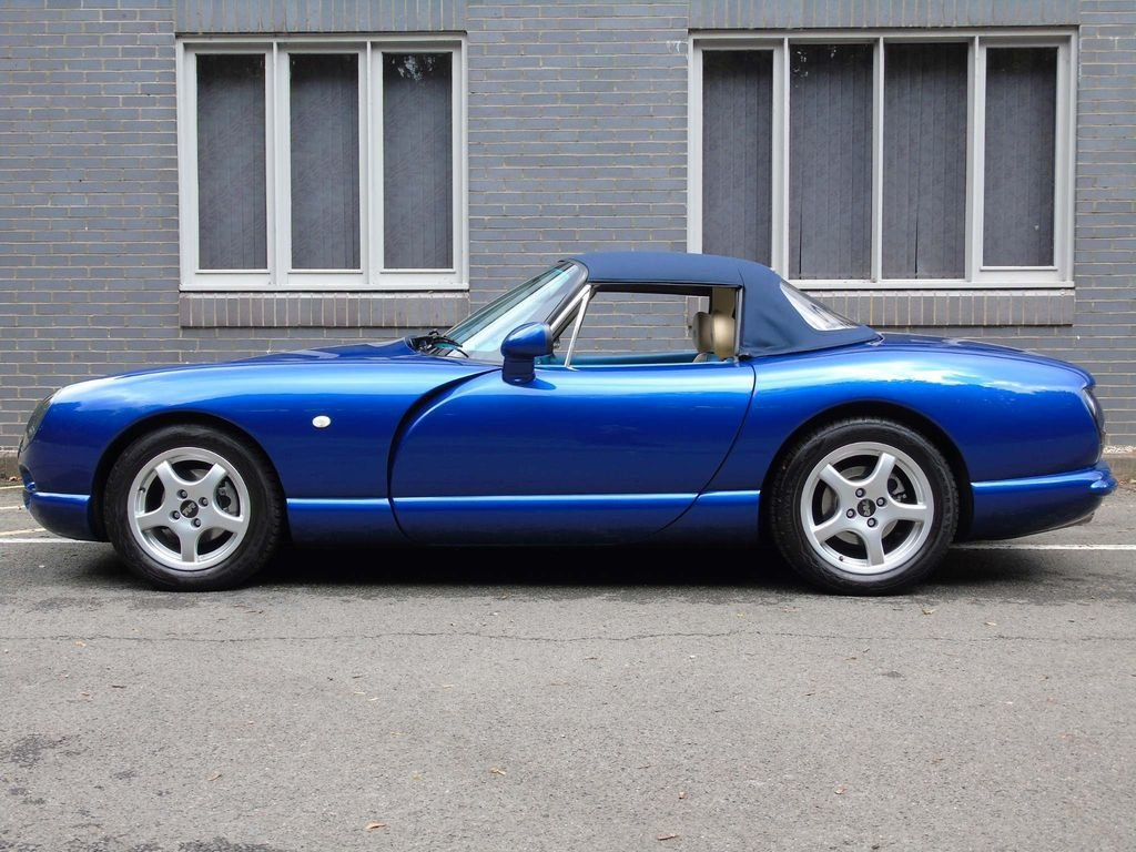 1997 TVR Chimaera 4.0 TVR OWNERS CLUB SAYS CONCOURSE For Sale (picture 4 of 10)