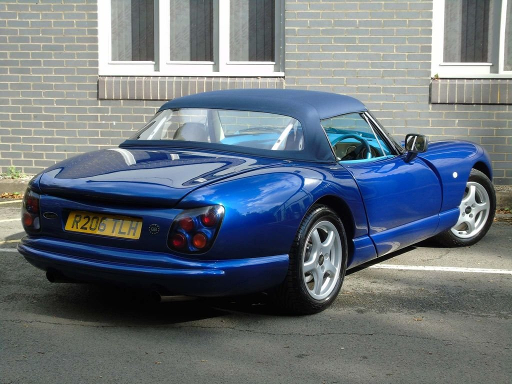 1997 TVR Chimaera 4.0 TVR OWNERS CLUB SAYS CONCOURSE For Sale (picture 5 of 10)