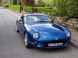 1999 TVR Cerbera speed six