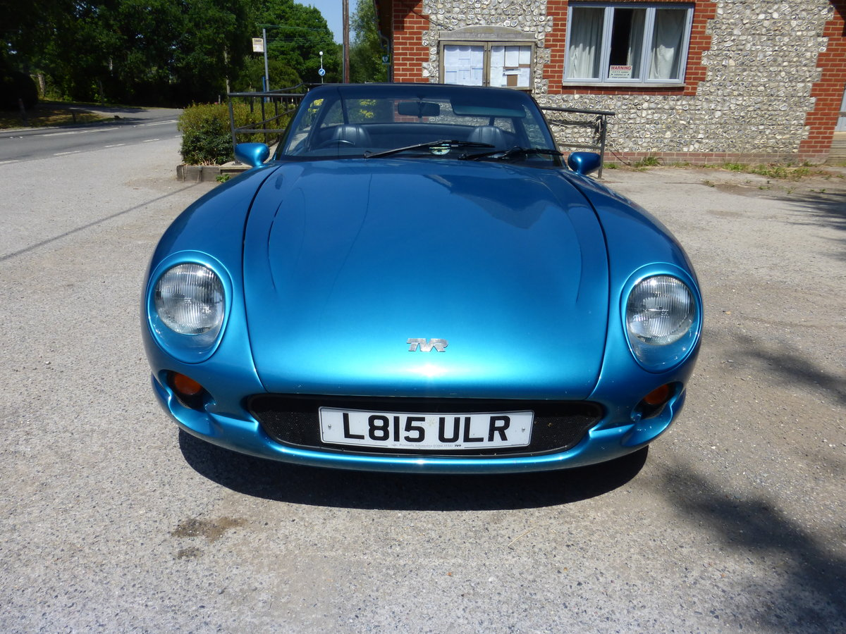 Picture of 1993 Excellent low mileage TVR Chimaera For Sale