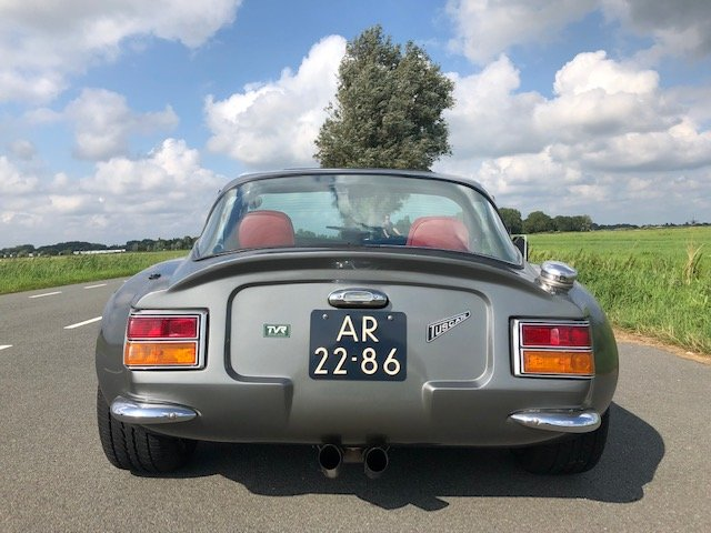 1970 Tvr tuscan v8  For Sale (picture 2 of 6)