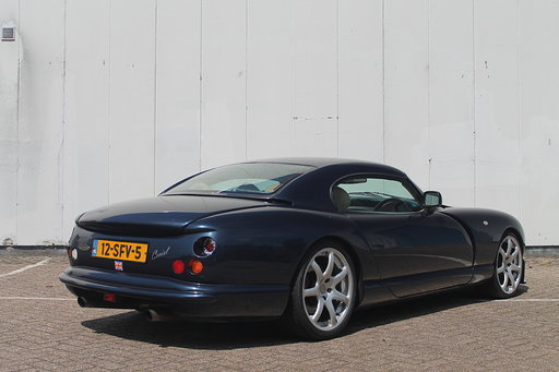 1998 TVR carbera 4.2 For Sale (picture 3 of 6)