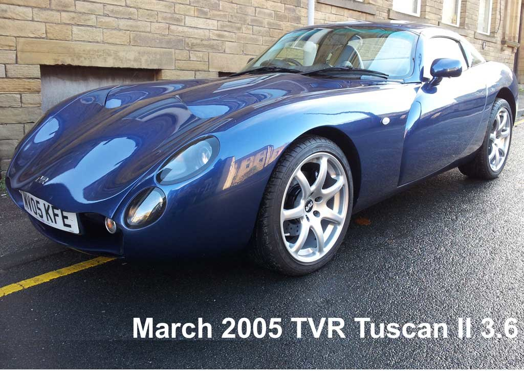 2005 TVR Tuscan II 3.6 For Sale (picture 1 of 6)