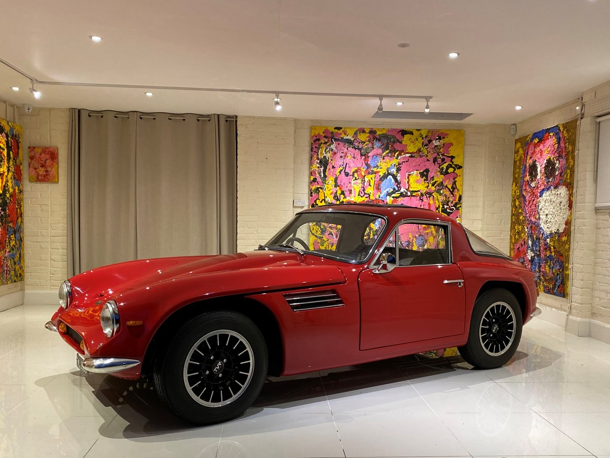 1970 TVR Tuscan Nut and Bolt Restoration - Concours For Sale (picture 1 of 7)