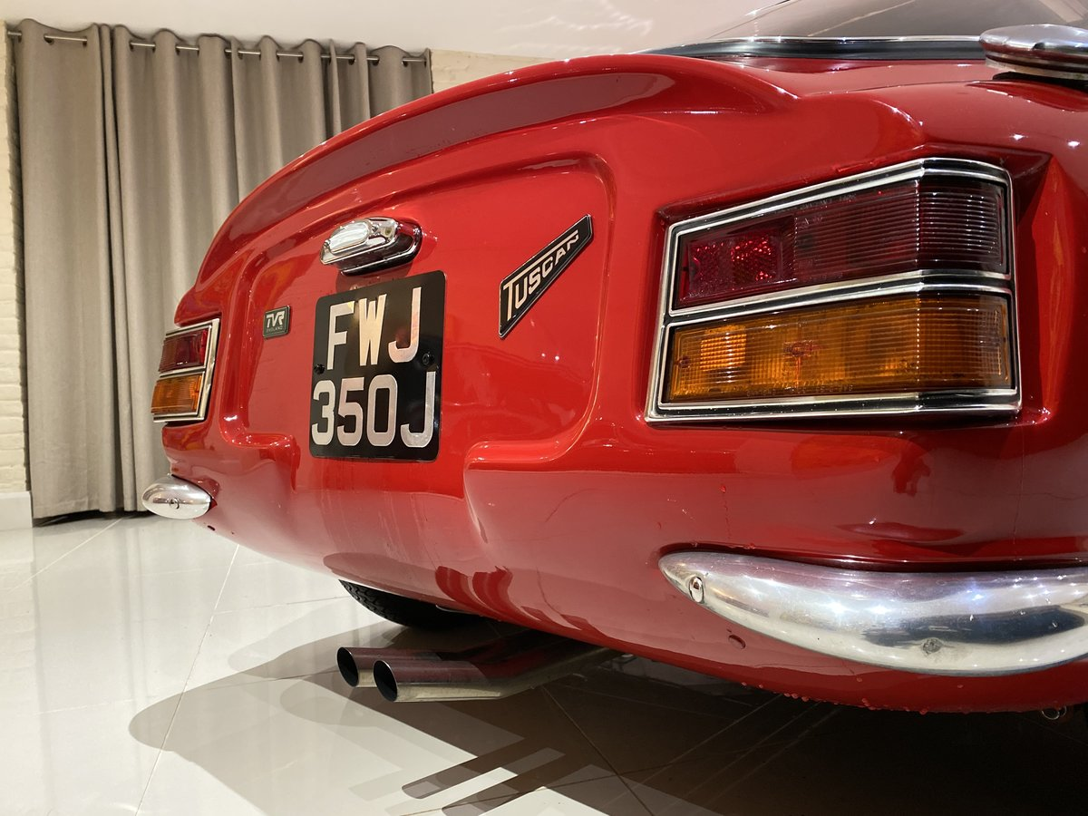1970 TVR Tuscan Nut and Bolt Restoration - Concours For Sale (picture 5 of 7)
