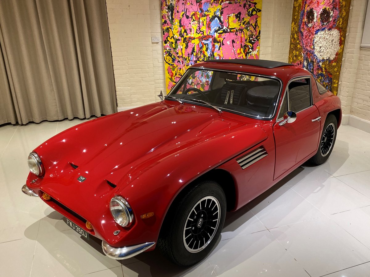 1970 TVR Tuscan Nut and Bolt Restoration - Concours For Sale (picture 6 of 7)