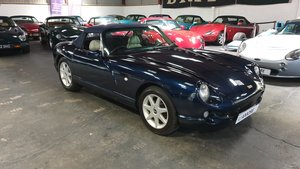 Picture of 1995 Sold - TVR Chimaera 4.0 Starmist Blue SOLD