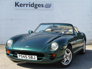 TVR Chimaera 4.0 in Starmist Green