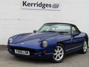 Picture of 1999 TVR Chimaera 5.0 in Azure Blue For Sale