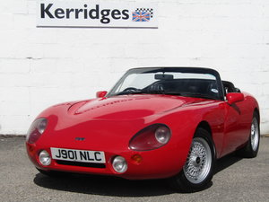 Picture of 1992 TVR Griffith 4.3 in Formula Red For Sale