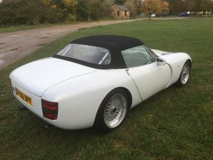 Very low mileage - a superb TVR Griffith