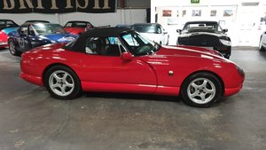 Picture of 1997 TVR Chimaera 4.5 Formula Red with PS 71k Miles For Sale