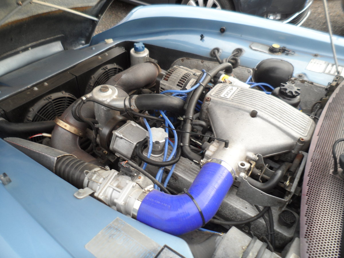 1976 TVR CONVERTIBEL V/8  CHIMERA  5 SPEED   MANUAL MAY MOT 44K For Sale (picture 5 of 6)