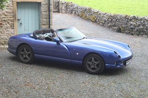 Picture of TVR Chimaera 1993