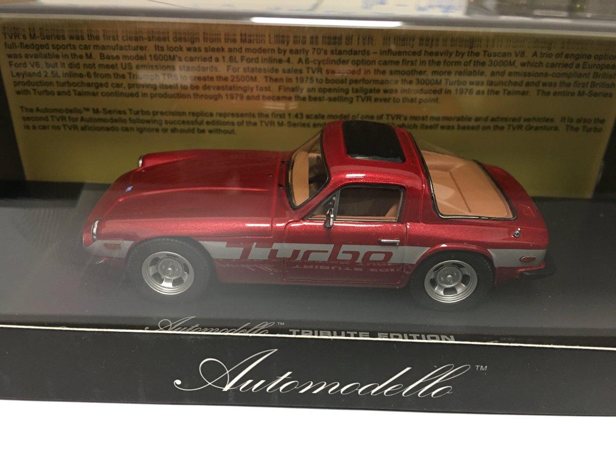 1970 TVR Model cars & Memorabilia For Sale (picture 6 of 6)